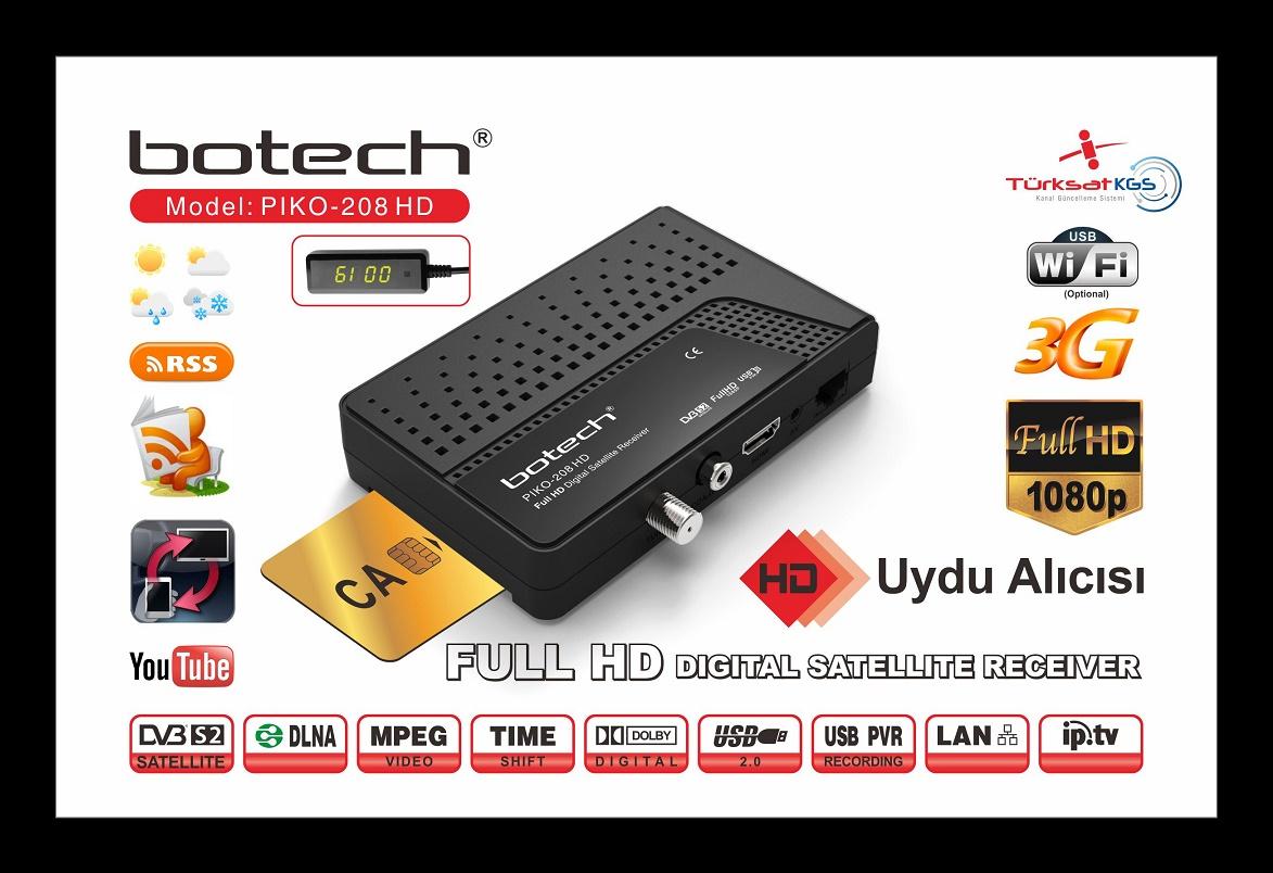 سوفتوير جديد لجهاز Botech PIKO-208 PIKO-208HD.jpg
